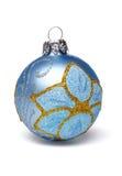 Bola de la Navidad Fotografía de archivo libre de regalías