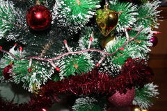 Bola de la Navidad Foto de archivo