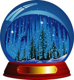 Bola de la Navidad stock de ilustración