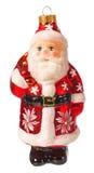 Bola de la Navidad aislada en el fondo blanco Imagen de archivo libre de regalías