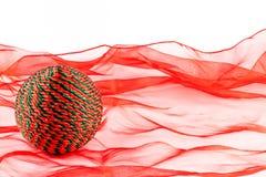 Bola de la Navidad para la decoración Imagen de archivo