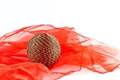 Bola de la Navidad para la decoración Fotos de archivo libres de regalías