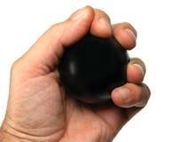 Bola de la tensión foto de archivo libre de regalías