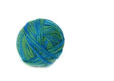 Bola de lanas. Fotos de archivo