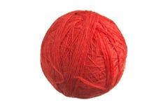 Bola de lanas Imagen de archivo libre de regalías