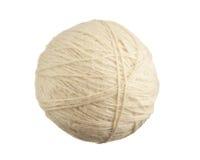 Bola de lanas Fotografía de archivo libre de regalías