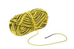 Bola de lanas Foto de archivo libre de regalías