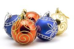 Bola de las decoraciones Fotografía de archivo