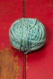 Bola de las lanas fotos de archivo