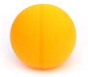 Bola de los tenis de mesa Fotos de archivo libres de regalías