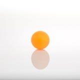 Bola de los tenis de mesa Fotografía de archivo libre de regalías