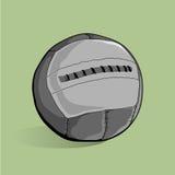 Bola de medicina Imagen de archivo libre de regalías