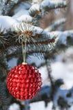 Bola de Navidad Fotografía de archivo libre de regalías
