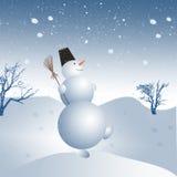 Bola de nieve Fotografía de archivo libre de regalías