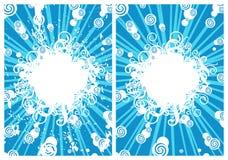 Bola de nieve stock de ilustración