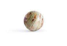 Bola de piedra Imagen de archivo libre de regalías