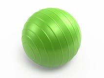 Bola de Pilates Fotos de archivo libres de regalías