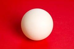 Bola de ping-pong Foto de archivo libre de regalías