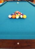 Bola de piscina Imagen de archivo