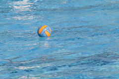 Bola de polo aquático Fotografia de Stock