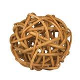 Bola de ramos torcidos Imagem de Stock