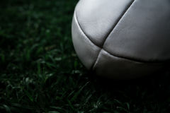 Bola de rugby Imagem de Stock