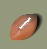 Bola de rugby Ilustração do vetor Imagem de Stock Royalty Free