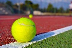 Bola de tênis Fotos de Stock