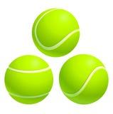 Bola de tênis ilustração stock