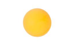 Bola de tênis de mesa imagem de stock royalty free