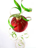 Bola del Año Nuevo Fotos de archivo libres de regalías