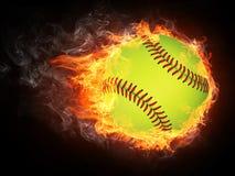 Bola del béisbol Imágenes de archivo libres de regalías