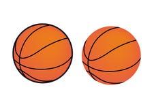 Bola del baloncesto Imágenes de archivo libres de regalías