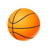 Bola del baloncesto stock de ilustración