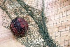 Bola del balonmano Fotografía de archivo libre de regalías