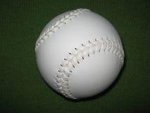 Bola del beísbol con pelota blanda Fotografía de archivo libre de regalías