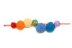 Bola del color Foto de archivo