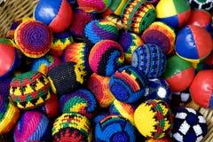 Bola del color para el juego Fotografía de archivo