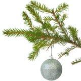 bola del Cristmas-árbol Fotografía de archivo