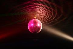 Bola del disco foto de archivo libre de regalías