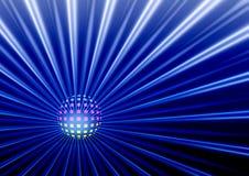 Bola del disco Imagen de archivo libre de regalías