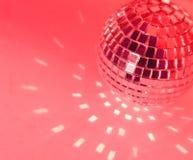 Bola del disco Fotografía de archivo libre de regalías
