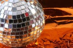 Bola del espejo imagen de archivo libre de regalías