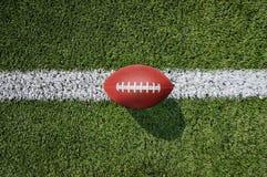 Bola del fútbol americano Foto de archivo