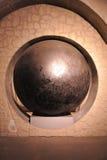 Bola del limpiador de las alcantarillas de París Fotografía de archivo libre de regalías