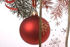 Bola del Nuevo-Año Foto de archivo libre de regalías