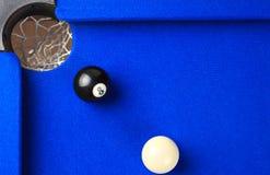 Bola del partido juego encima fotografía de archivo libre de regalías