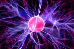 Bola del plasma Imagen de archivo