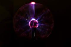 Bola del plasma Imágenes de archivo libres de regalías