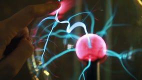 Bola 3 del plasma del primer almacen de video